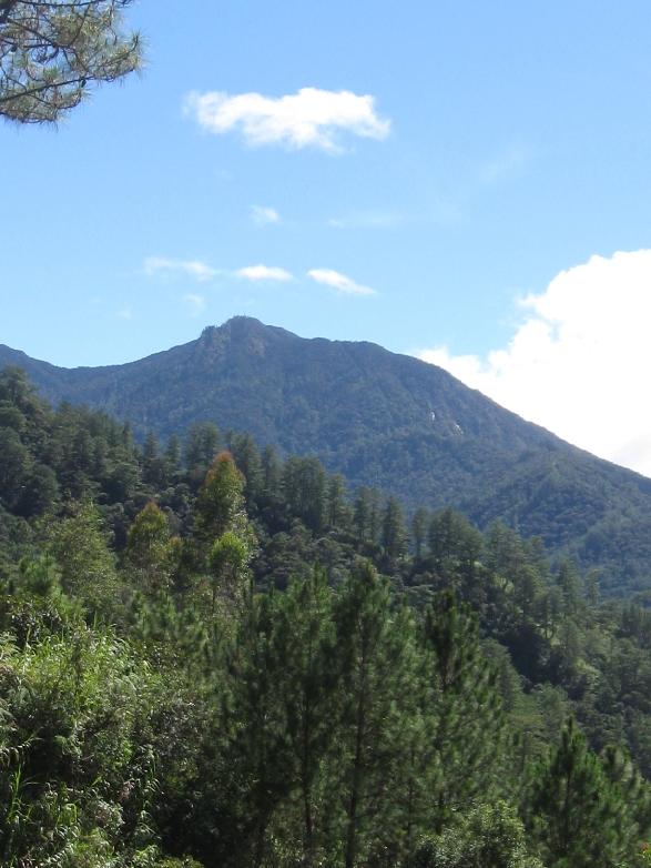 Mount Amuyao, Barlig