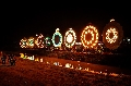 Giant Lantern Festival by Leo Mendoza