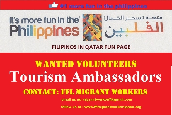 TOURISM VOLUNTEER