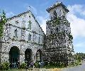 Baclayon Church Bohol Facade