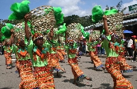 Pasayaw Festival (Canlaon City) - 19th of March