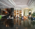 The lobby at Swissotel Le Concorde Bangkok