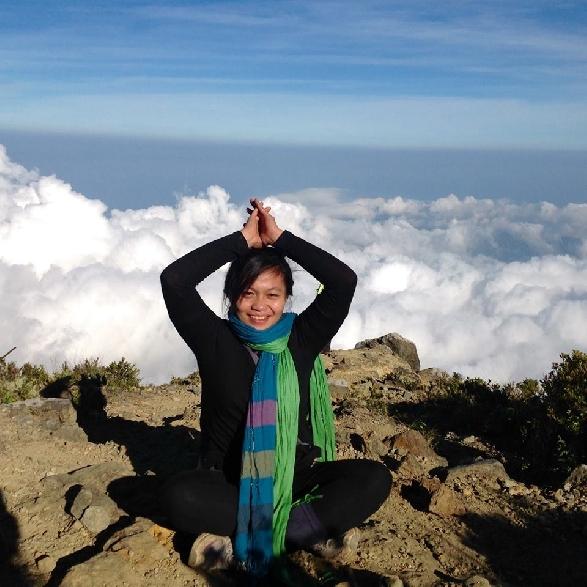 THE HIGHEST PEAK OF MT. APO