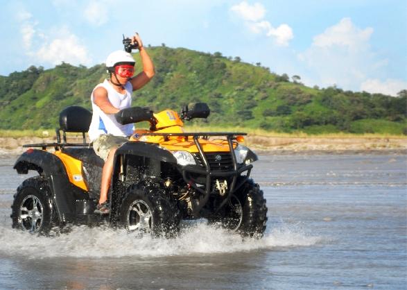 Ride The Capas ATV Adventure In Tarlac