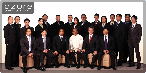 Century Properties Group Inc - Top Executives