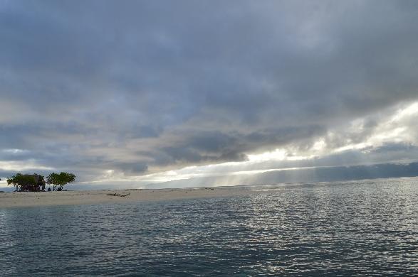 One of Cuatro Islas -Leyte