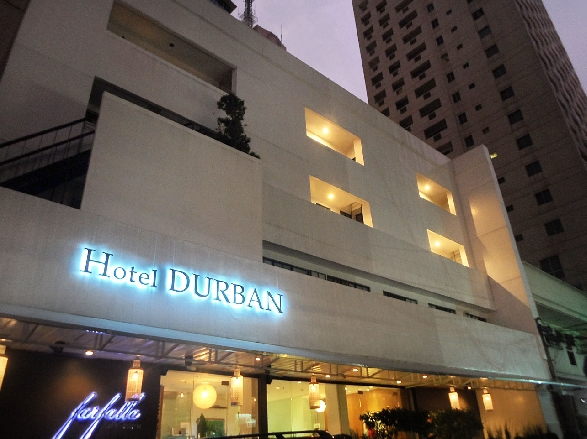 Hotel Durban In Makati City (As Low As P2k/Room)