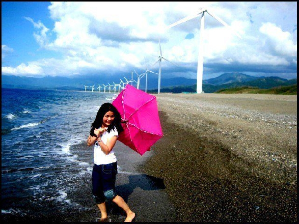 Windmills in Ilocos