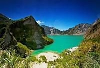 Mt. Pinatubo Crater Zambales