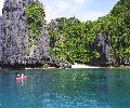 Ocean Kayaking in Coron