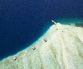 Bais Bay Sandbar