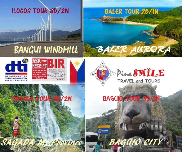 Pinasmile Travel and  Tours