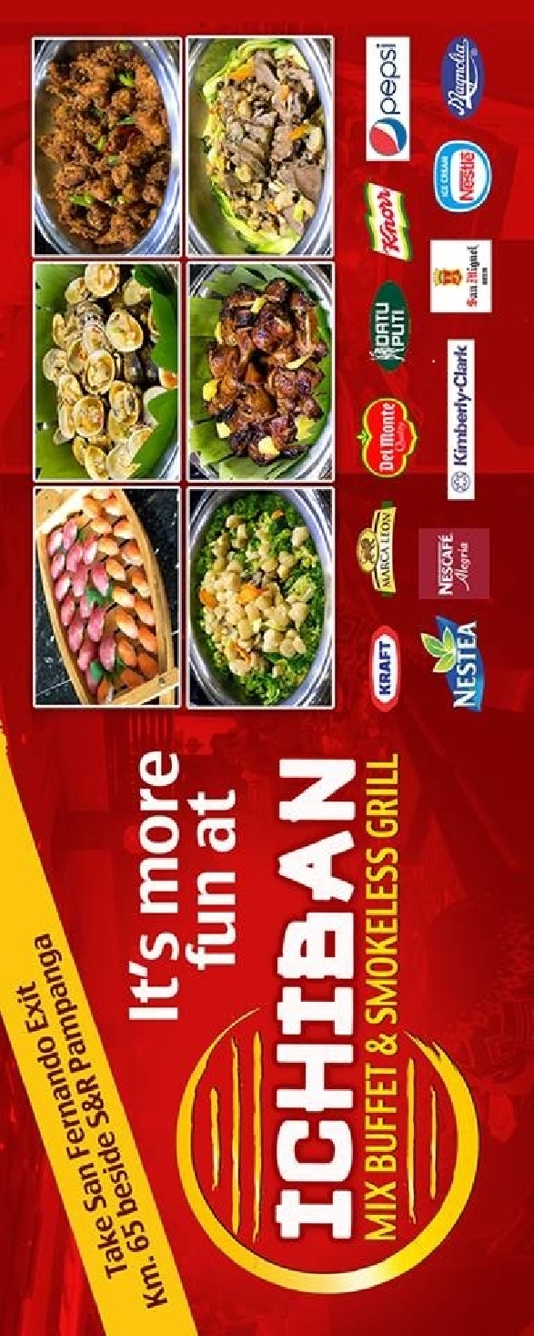 ichiban mix buffet and smokeless grill restaurant
