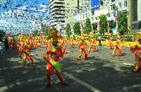 Sinulog Festival (Cebu City) 3rd Sunday of January