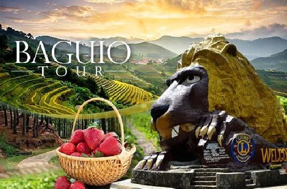 bagio tour