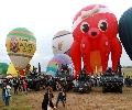 Ballooning in Clark