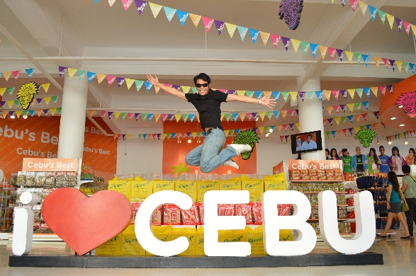 Heart Jumping for Cebu