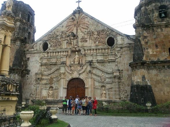 Miag-ao Church, Iloilo.
