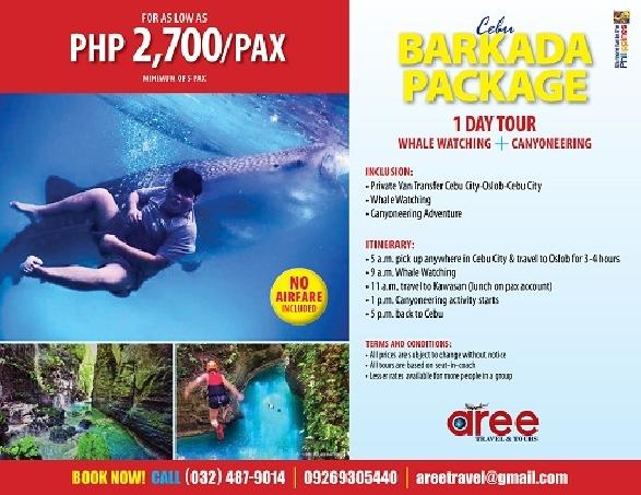 Cebu Adventure All in