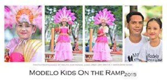 Model Kids on the Ramp