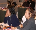 The Philippine delegation Karen and Bing