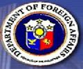 Dept. of Foreign Affairs