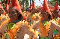 Palawod Festival (Municipality of Bantayan) - June 29, 2011