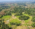 Chocolate Hills Aerial View